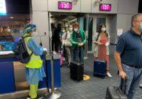 El volumen de pasajeros aéreos retrocederá 17 años por la crisis por la pandemia