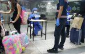Más de 50 mil pasajeros afectados por la suspensión de los vuelos a Venezuela