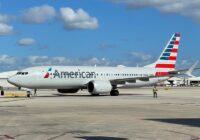 American Airlines realiza el primer vuelo comercial de un 737 MAX en Estados Unidos, luego de casi dos años en tierra