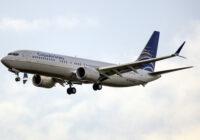 Copa Airlines inicia fase de vuelos de prueba de aviones 737 MAX-9