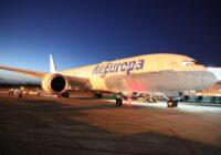 Air Europa reinició vuelos a Panamá con dos frecuencias a la semana