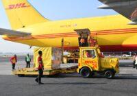 DHL realizó más de 60 vuelos para entregar las primeras dosis de la vacuna contra la Covid-19