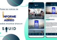 Informe Aéreo firma alianza con plataforma de difusión de noticias SQUID