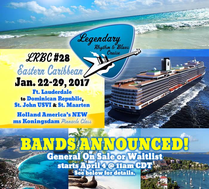 Blues Cruise January 2017