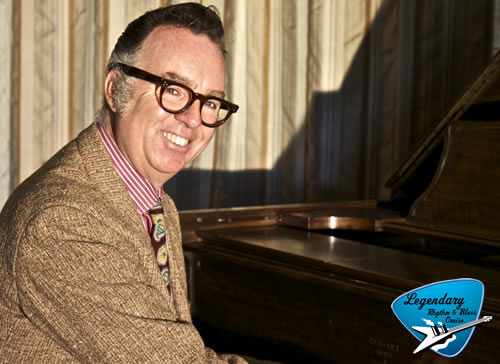 Carl Sonny Leyland Blues Cruise