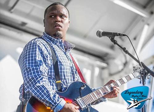 Jontavious Willis Blues Cruise