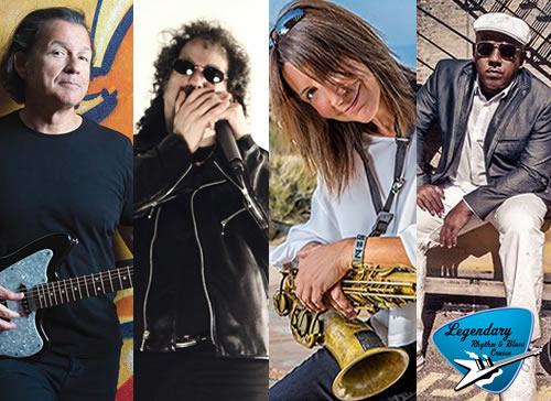 Legendary Rhythm & Blues Revue Blues Cruise