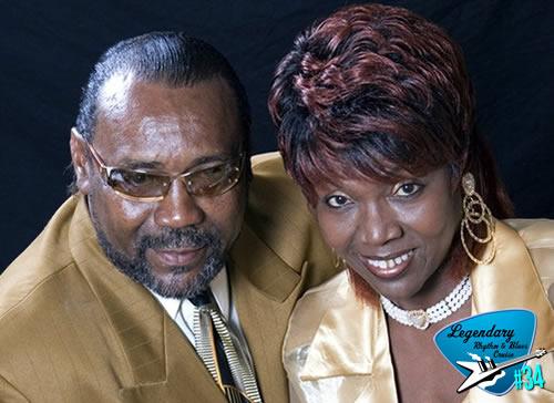 Bettye Jo Miller & Mack Davis Blues Cruise