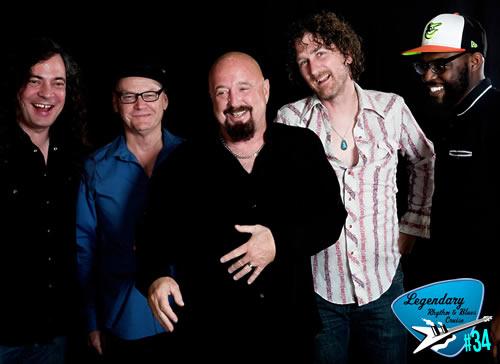 Fabulous Thunderbirds Blues Cruise