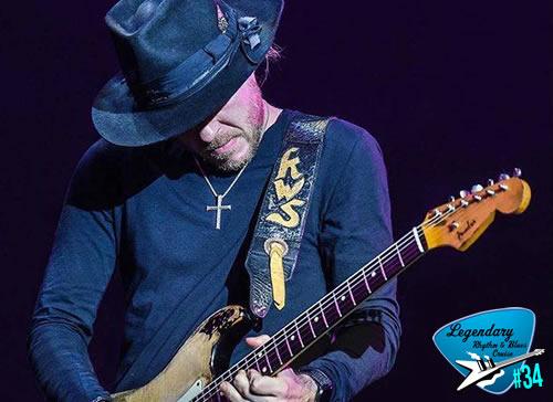 Kenny Wayne Shepherd Blues Cruise