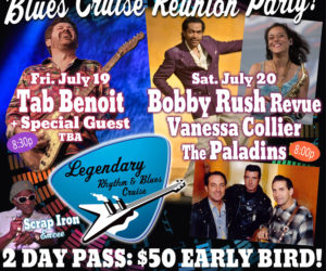 Blues Cruiser Reunion Party: July 19 & 20!