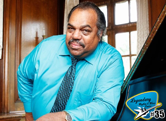Daryl Davis Blues Cruise