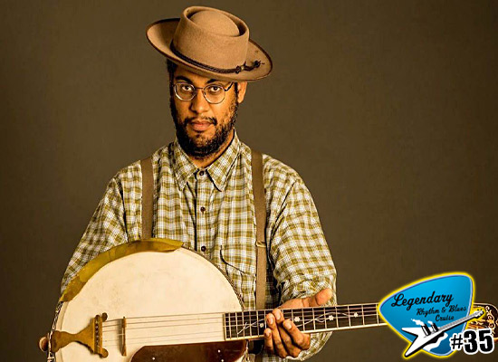 Dom Flemons Blues Cruise