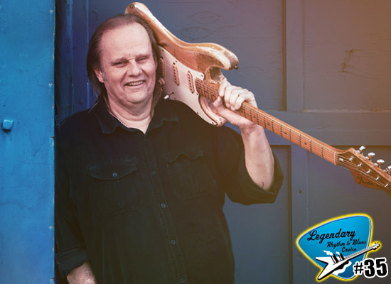 Walter Trout Blues Cruise