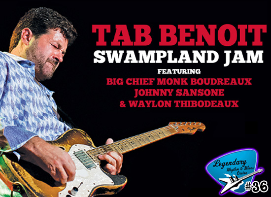 Tab Benoit Blues Cruise