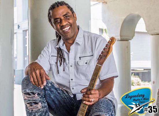 Kenny Neal Blues Cruise