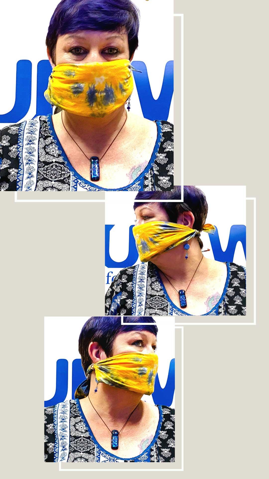 DIY Mask Tutorial