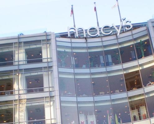 Macy's Re-Opening
