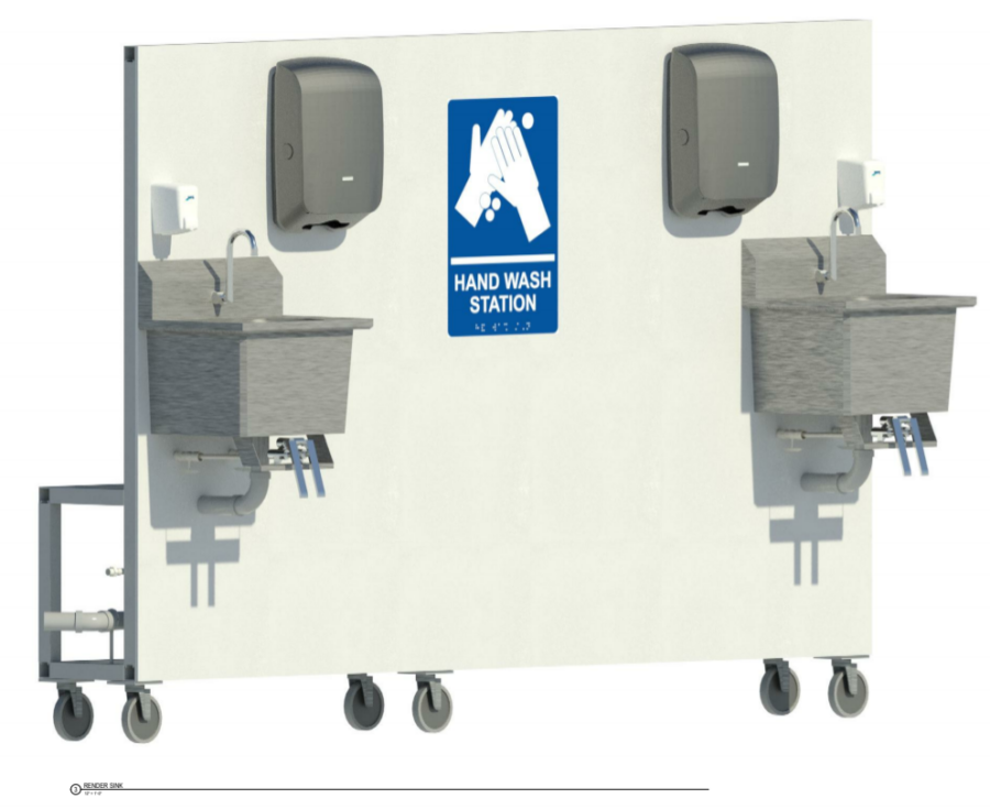 Double Mobile Wash Stations that MMS can install.