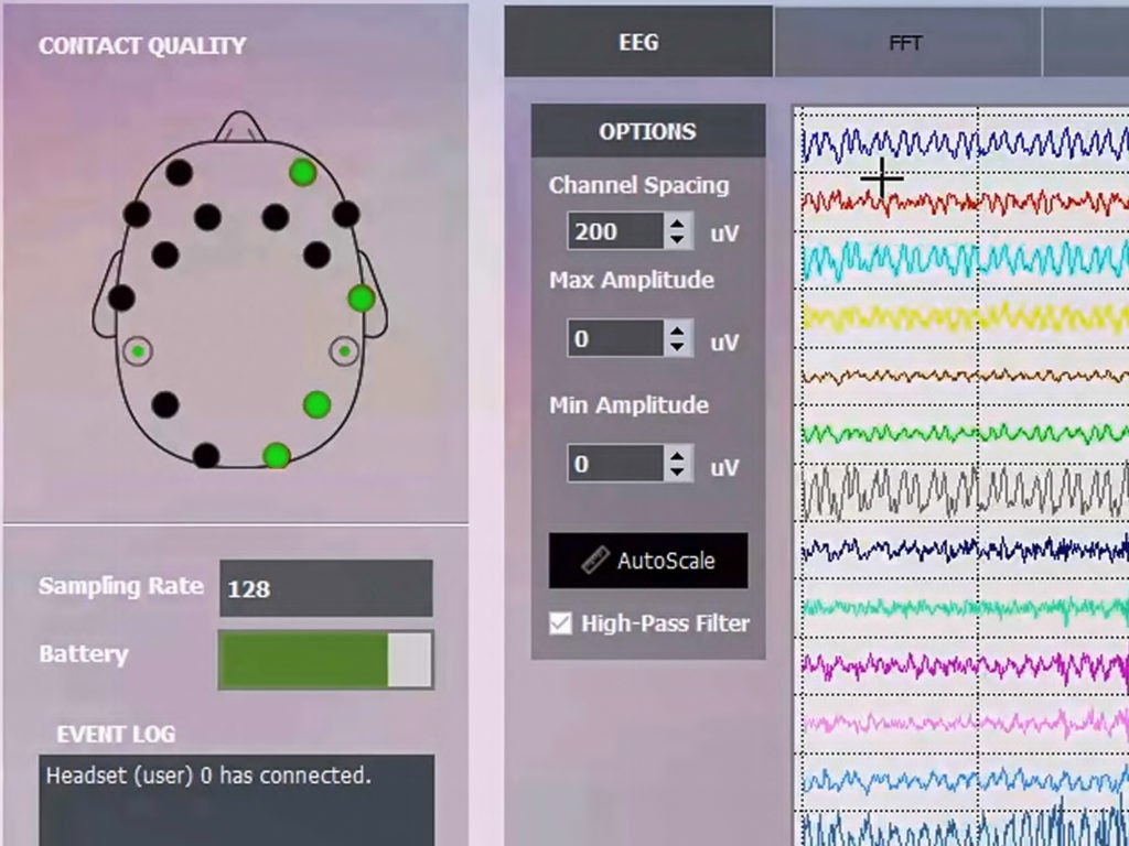BMU - Neurobiofeedback Software