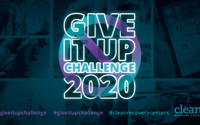 """""""Give It Up"""" Challenge for National Recovery Month"""