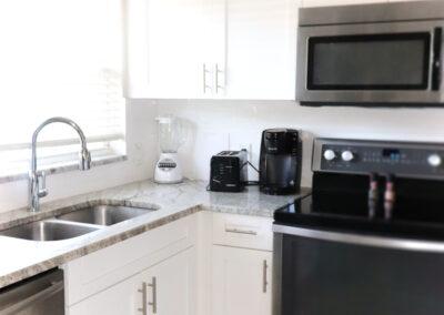 Resident Interior- Kitchen 2