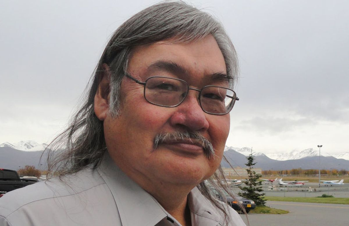 Willie Kasayulie - ADN photo for Board of Directors Listing