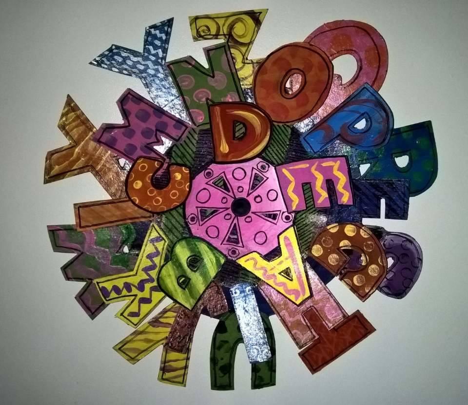 Spinning Alphabet