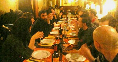 DinnerWithFriends