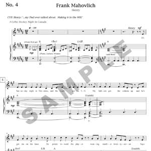 Frank Mahovlich Sample Page