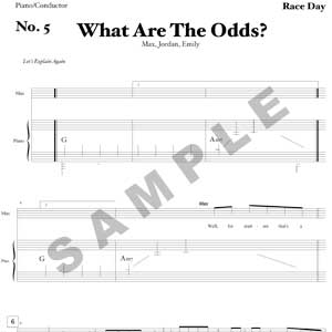 What Are The Odds Sample Page