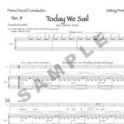 Today We Sail Sample Page