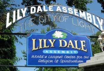Intuitive SASH Takes Over Lily Dale