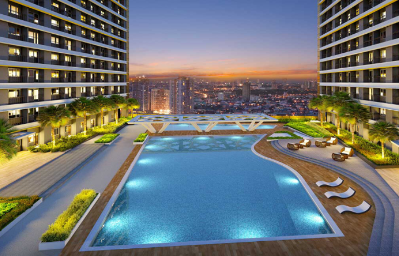 Apartments for Sale Mandaluyong - FAME Residences