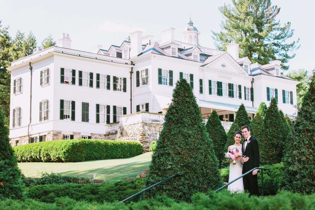 Wedding at The Mount