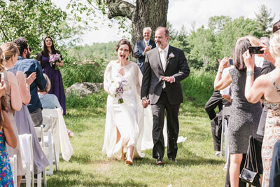 Gedney Farm Barn Wedding
