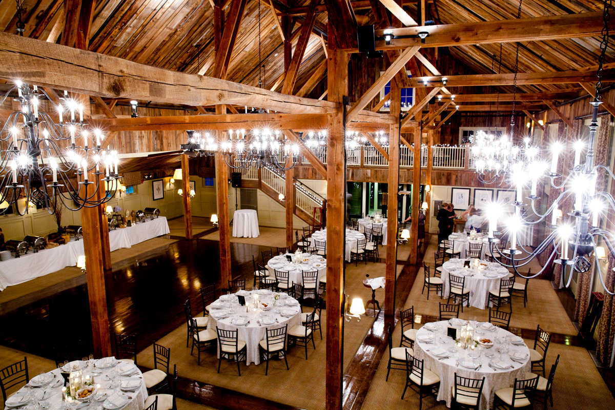 the barn at gibbet hill wedding photos