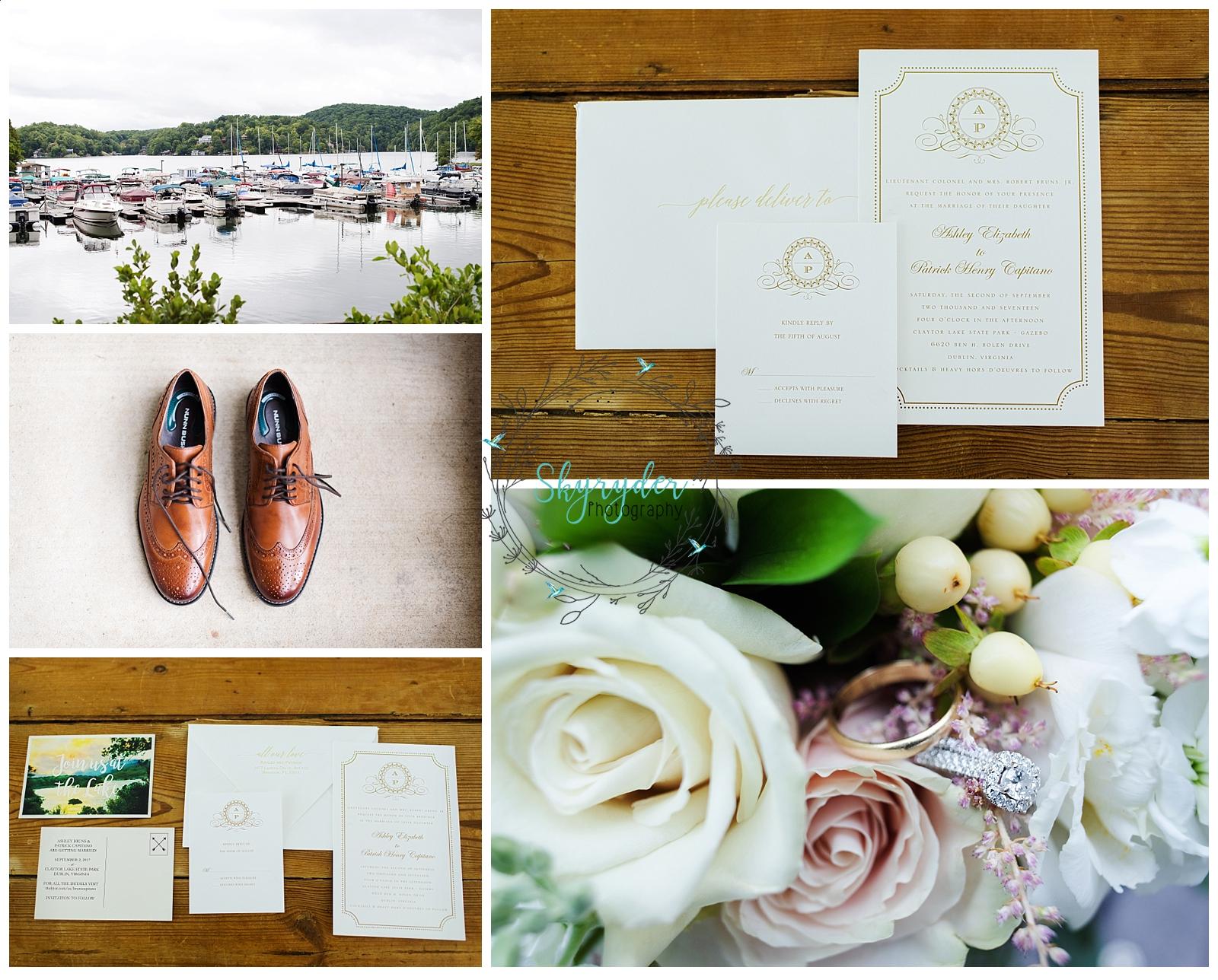 jennifer + todd | Roanoke engagement and wedding photographer
