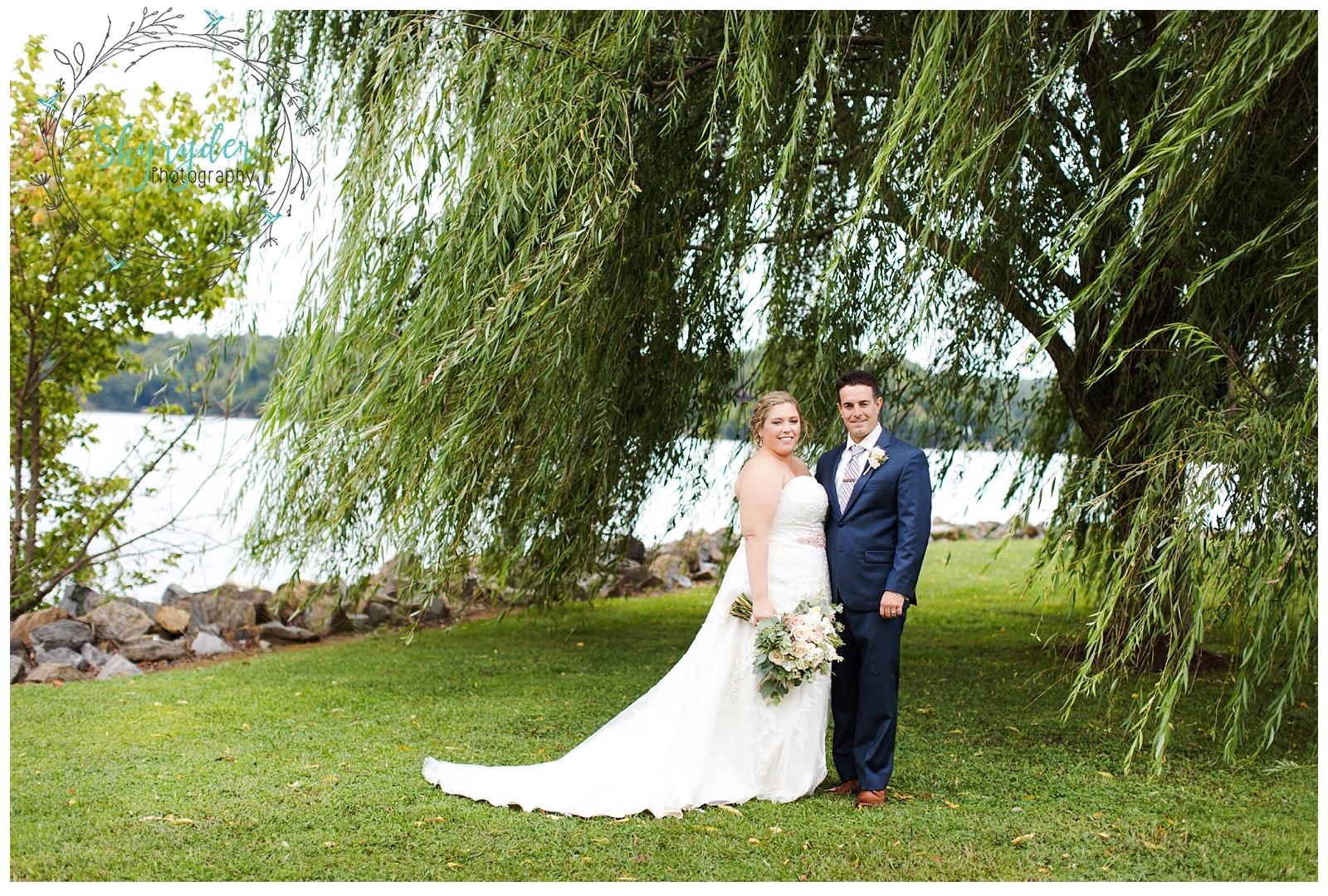 Ashley + Patrick   Claytor Lake Wedding Photographer