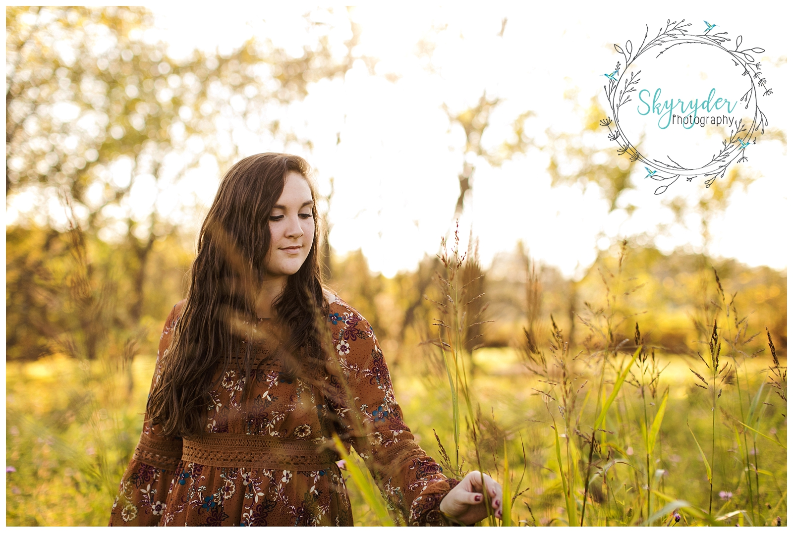 Beth | Blacksburg High School Senior Photographer