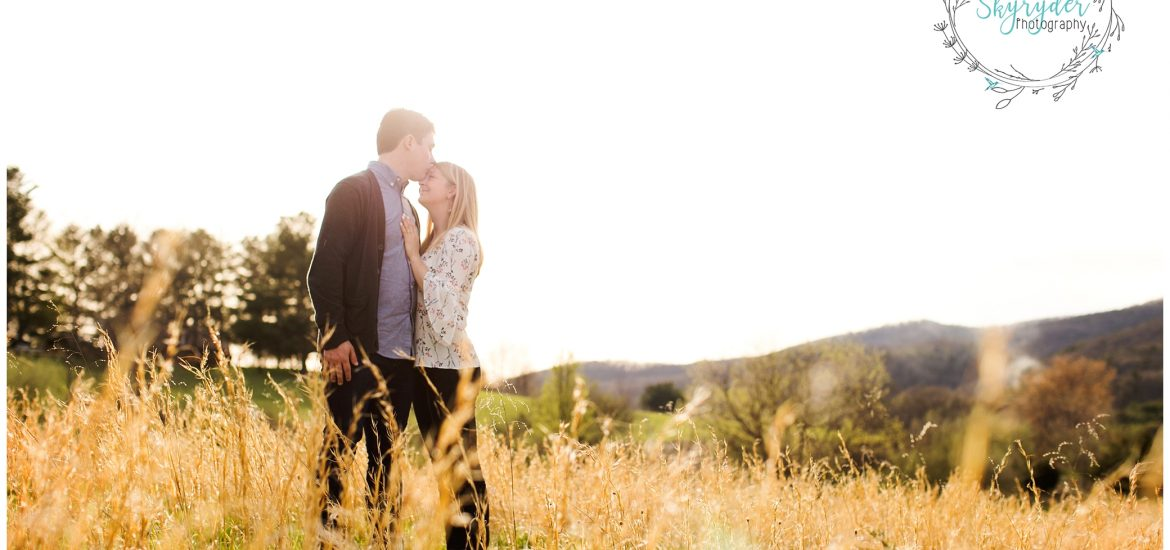 engagement wedding blacksburg photographer photography roanoke skyryder virginia