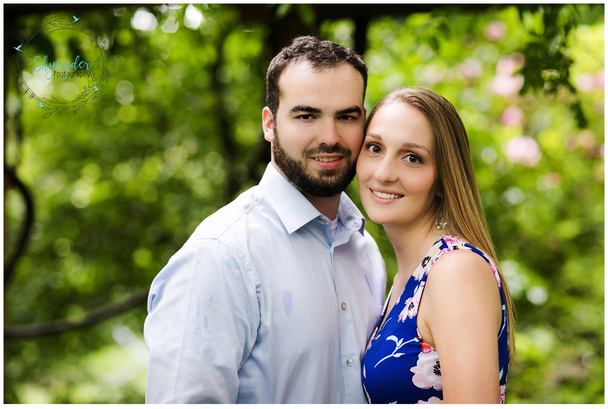Maria + Zac | Blacksburg Engagement Photographer