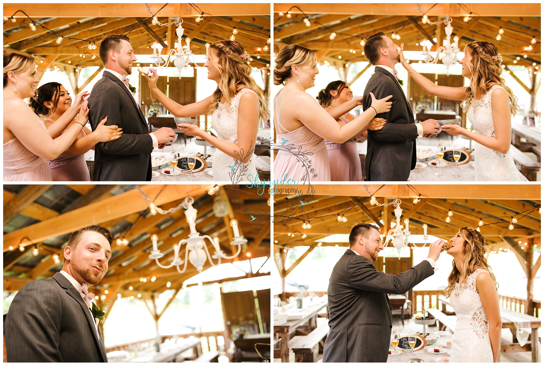Lauren + Dalton | Blacksburg Wedding Photography