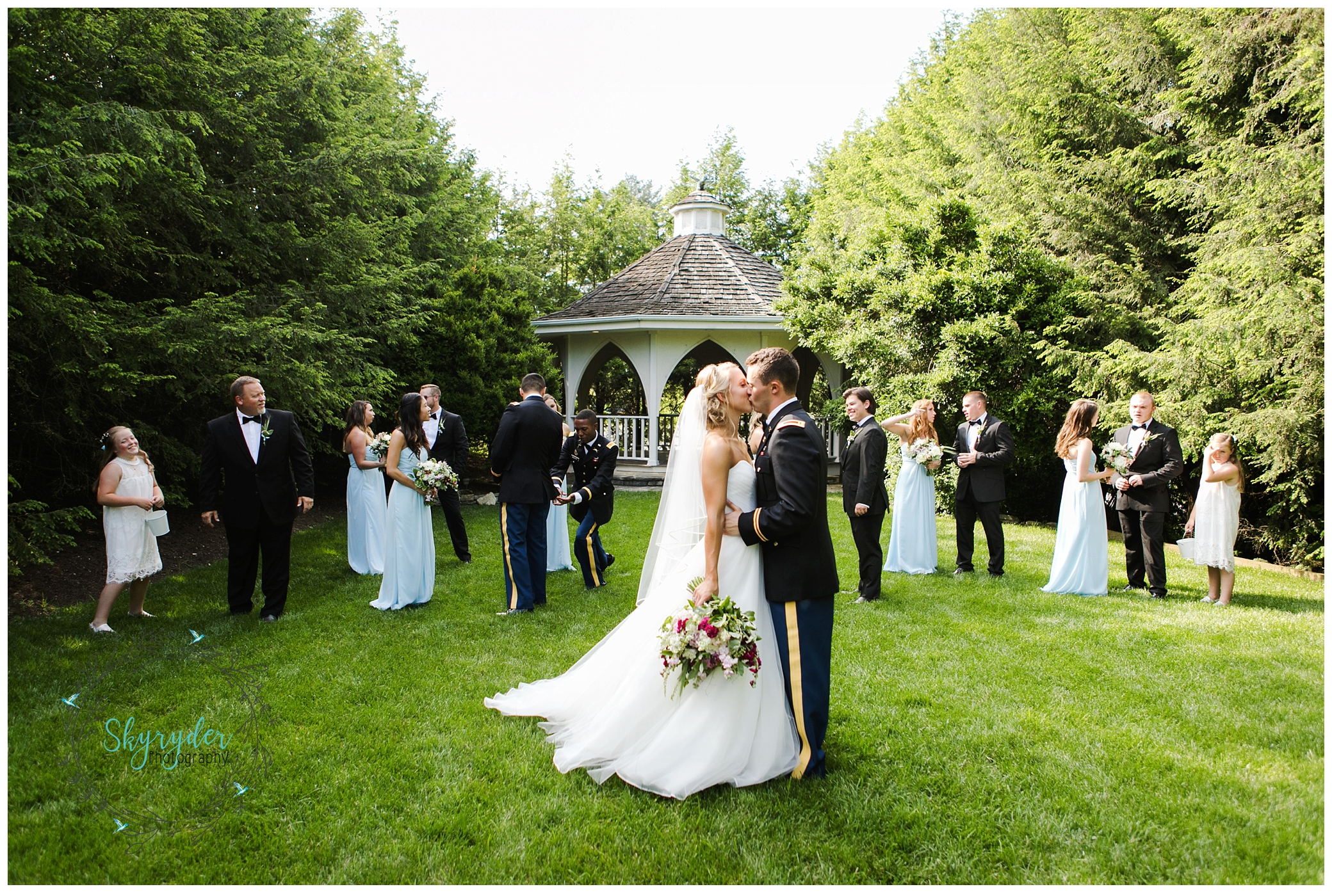 Annah + Luke | Blacksburg Wedding Photographer | Nesselrod on the New