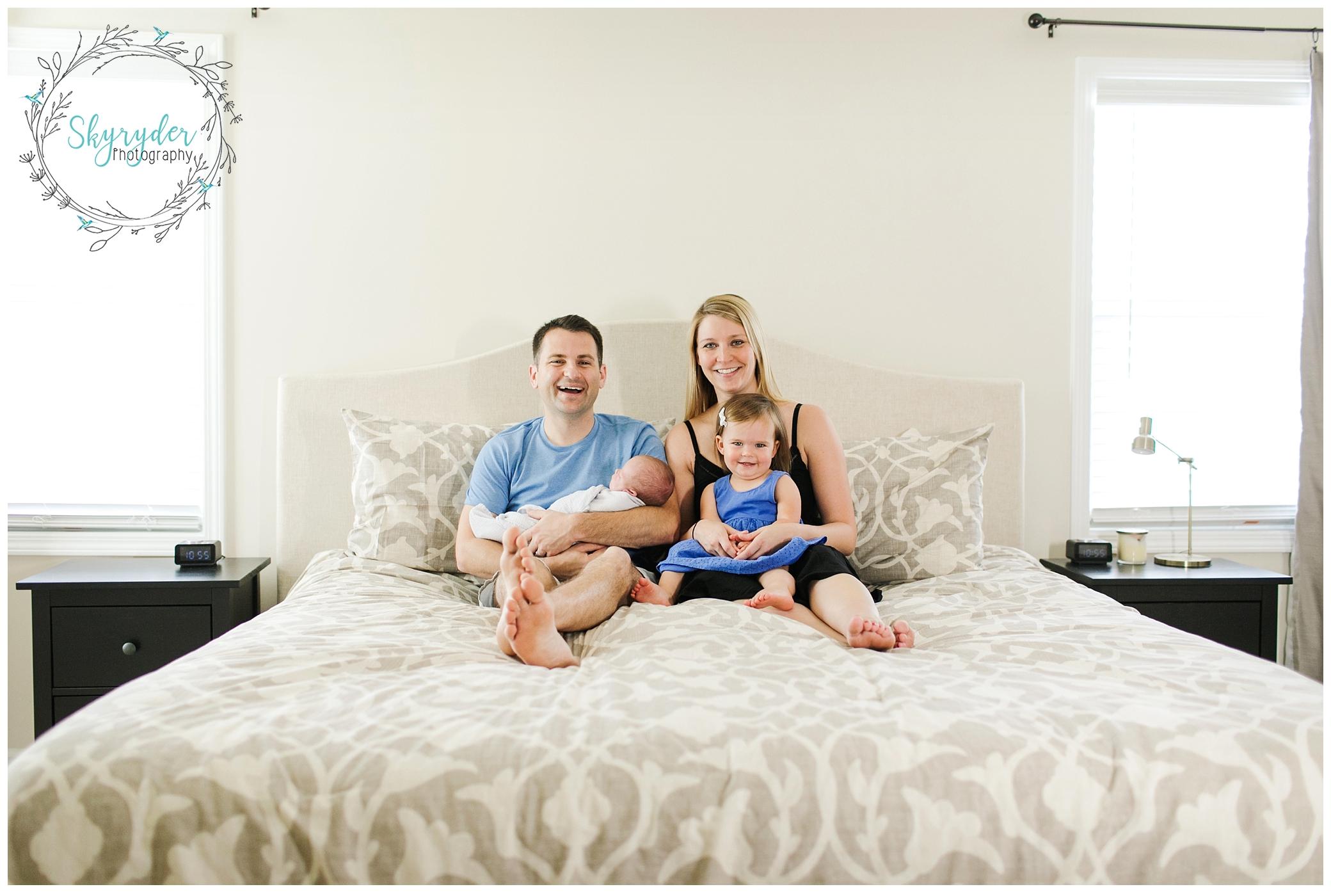 Baby Nicholas | Blacksburg Newborn Photographer