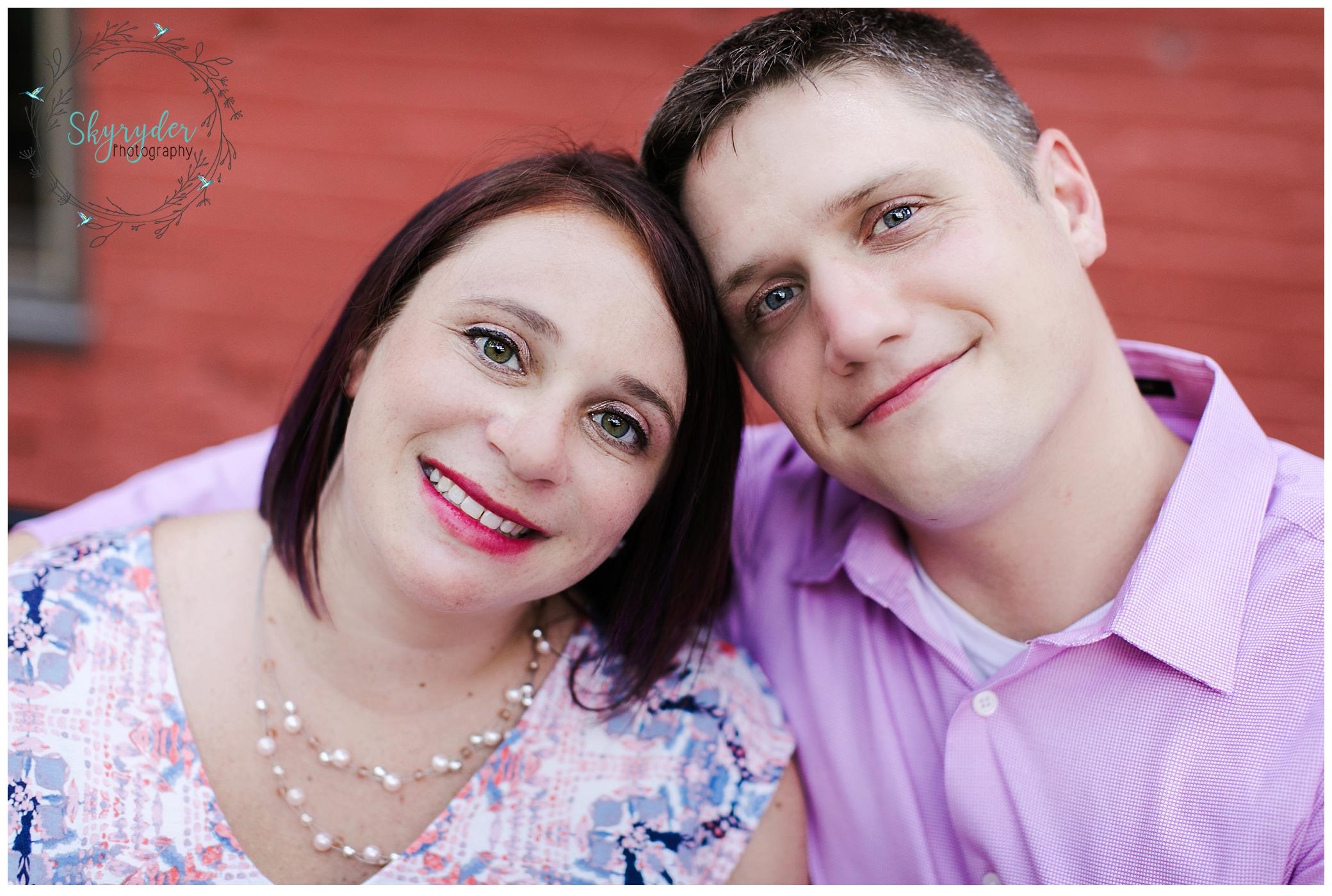 Emily & Matt are Expecting! | Roanoke Maternity Photographer