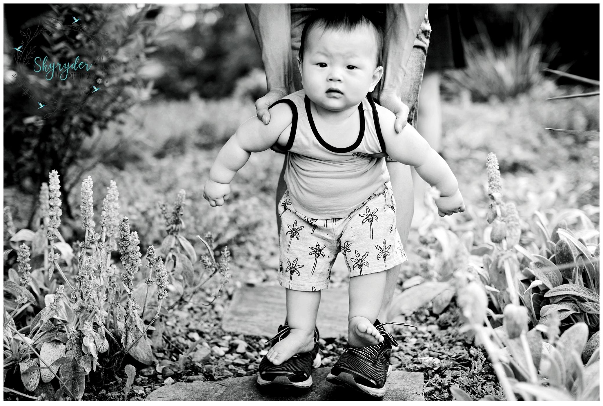 The Chu Family | Blacksburg Family Photographer