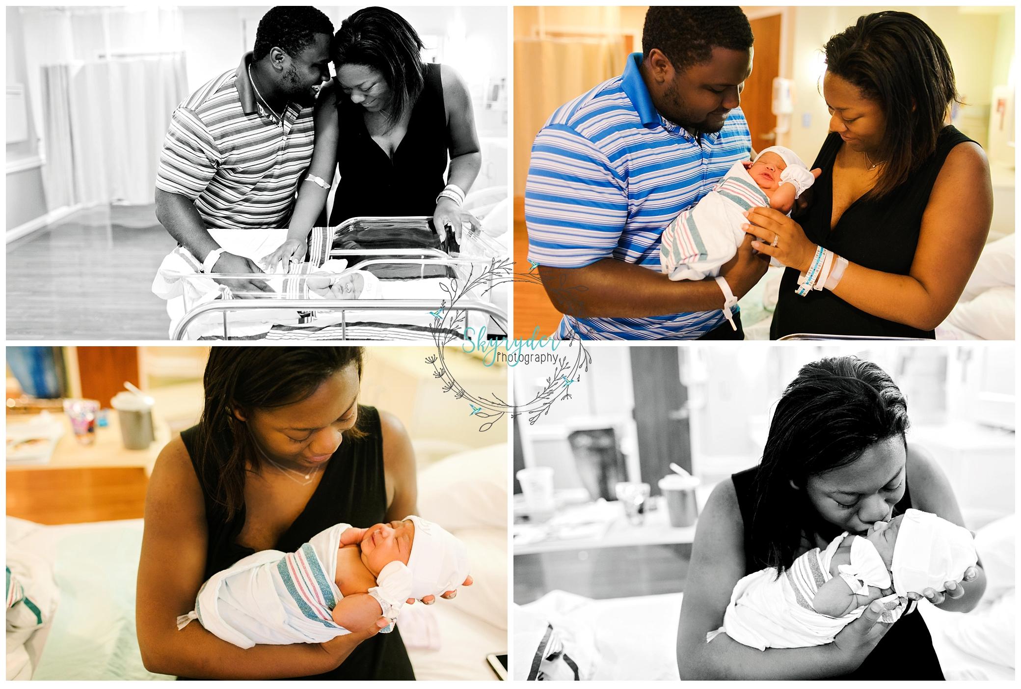Brooklyn is Expecting! | Blacksburg Maternity Photography