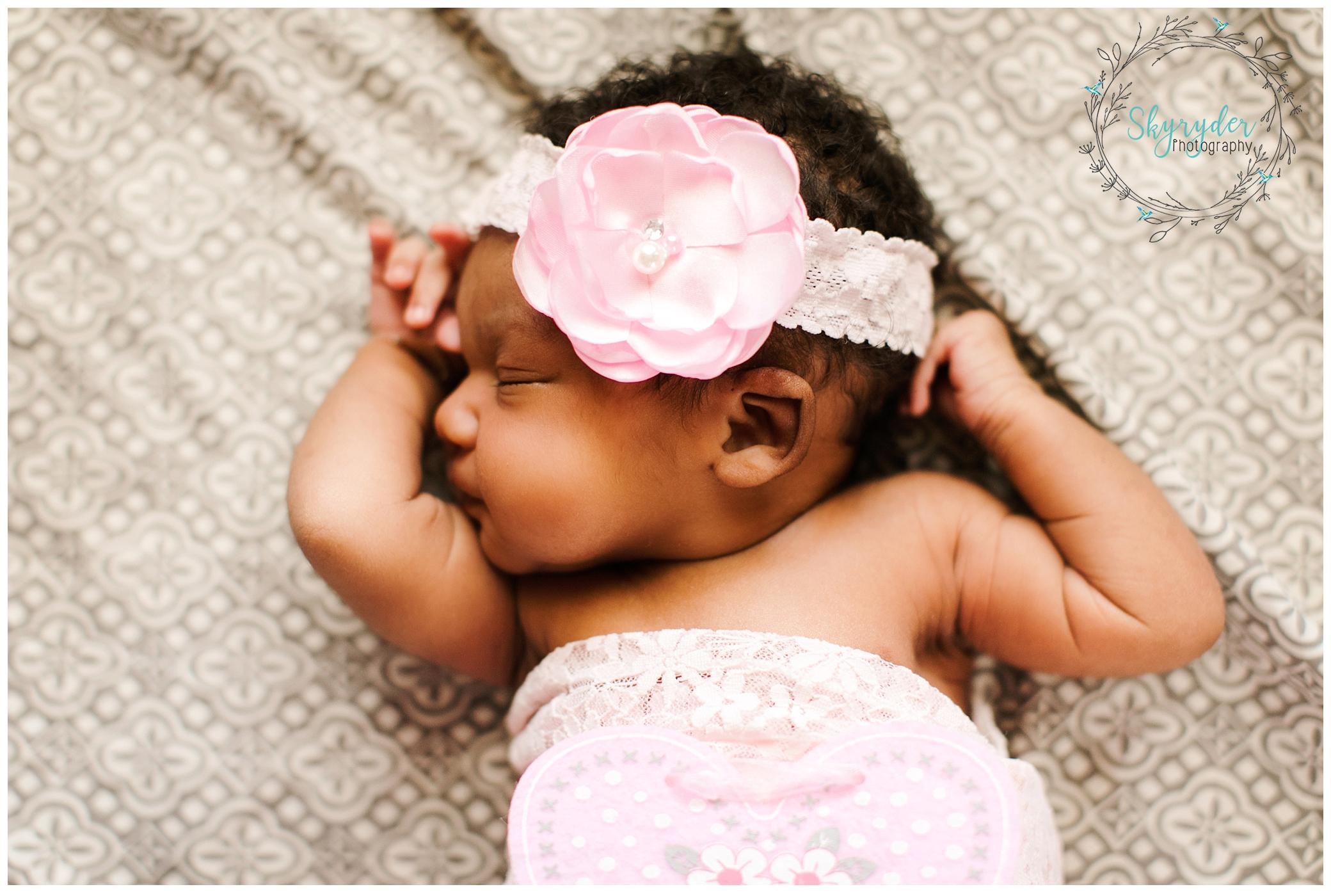 Baby Havana | Blacksburg Lifestyle Newborn Photographer