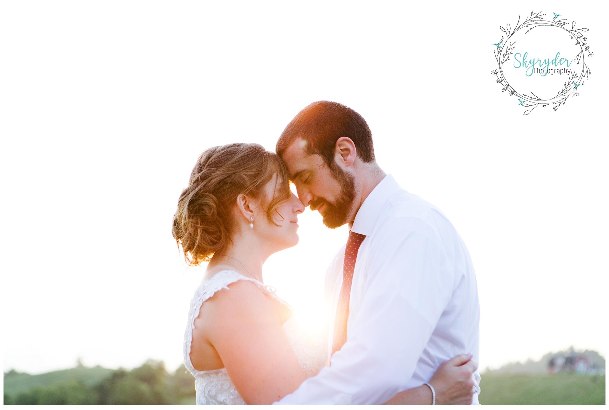 Christen + Chris | Doe Creek Farm Wedding Photographer